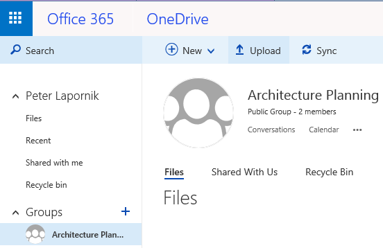 02 Accessing the plan from OneDrive